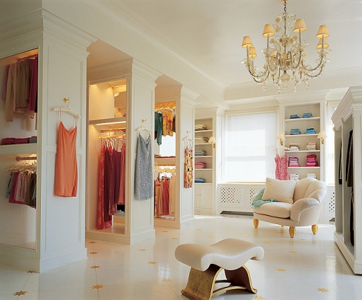 Fun Friday ~ Dressing Rooms | Paula Grace Designs
