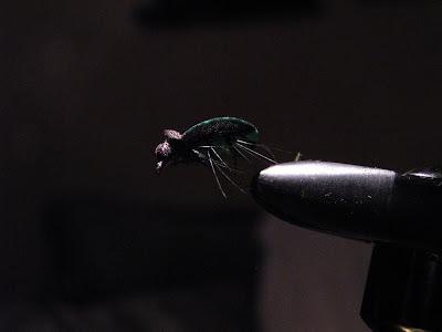 Flugfiske Nybundna flugor till vårens fiske