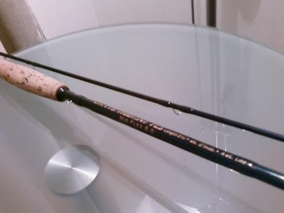 Flugfiske Första av två nya spön