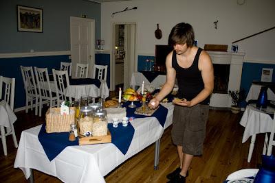 Flugfiske Fiskeresan 2010 – Sista dagen i Alsterån