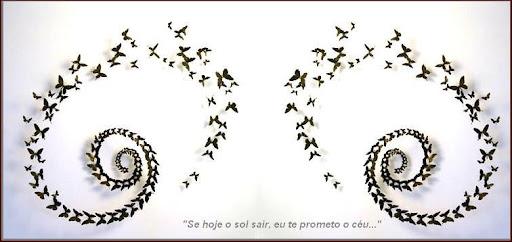 """Se hoje o sol sair, eu te prometo o céu"" . ♥"