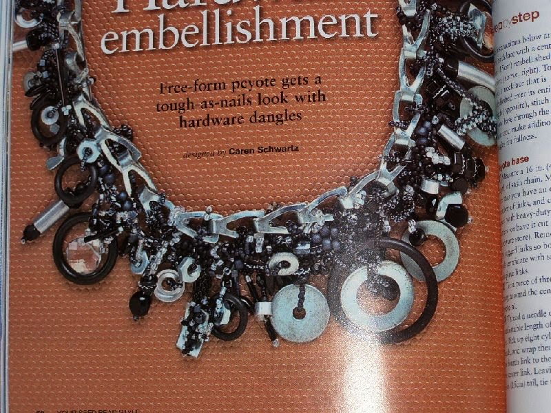 Queenie\'s Beads: Book Review - Your Seed Bead Style