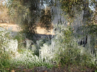 Freezing Jordan Valley