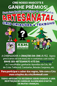 ARTESANATAL DA TEKBOND E DA CRIS