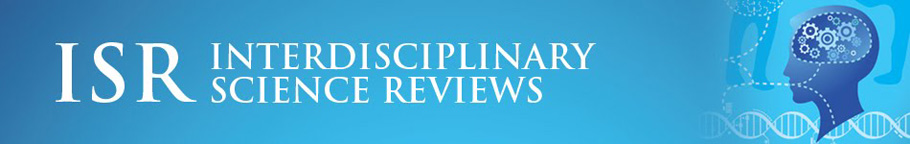Interdisciplinary Science Reviews