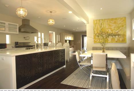 Add Wearstler Hollywood Kitchen Design Appeal
