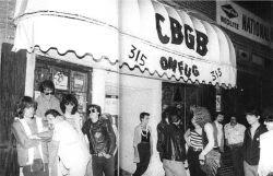 CBGB's ~BLITZKRIEG BOP