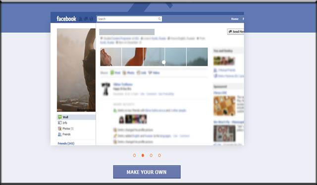 Cara Buat Foto Facebook Terlihat Keren | Parthenons