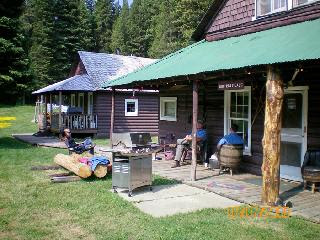 Big Creek Lodge main lodge