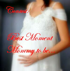 Contest: Best Moment Mommy To Be