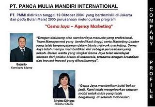 PT. Panca Mulia Mandiri Internasional