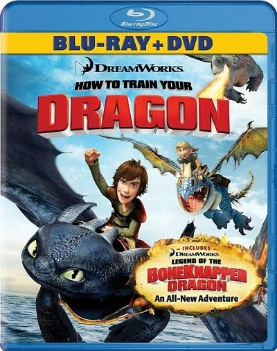 Legend of the BoneKnapper Dragon (2010) - DreamWorks Cartoons