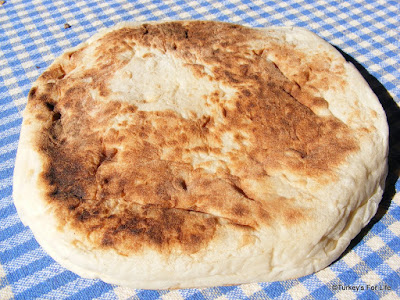 Bazlama - Turkish village bread