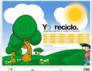 campaña de reciclaje. Publicado por MIGUEL ANTONIO en 08:32 reciclaje logos gina