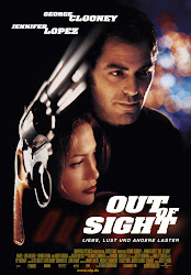 Un Romance Muy Peligroso (Out of Sight) Poster