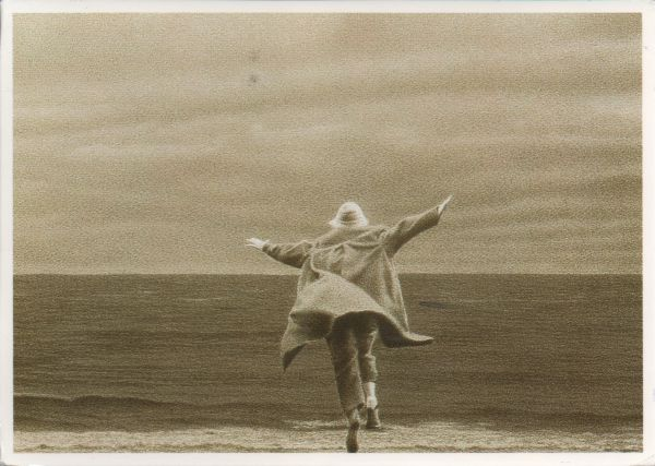 Postcard from the artist Quint Buchholz