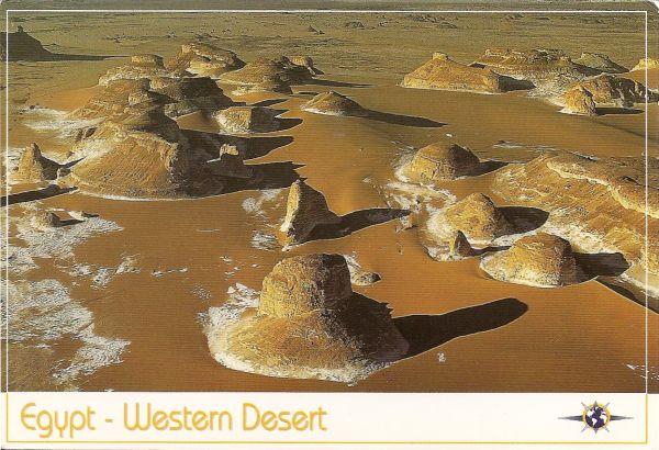Western Desert Egypt, White Desert near Farafra