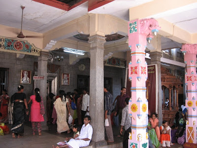 Kateel Temple Premises