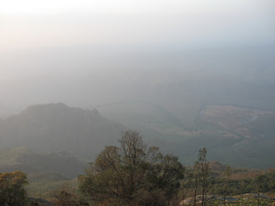 Kodaman View Point, Moyar river