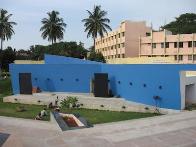 Open Air Theatre, Freedom Park, Sheshadri Road, Bangalore