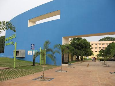Freedom Park Entrance, Sheshadri Road, Bangalore