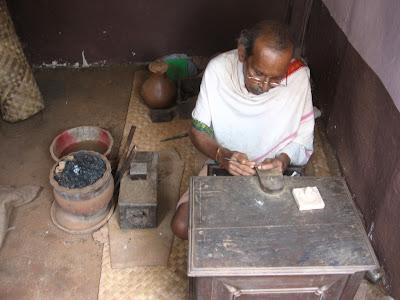 Bangaarda Beledaar or Goldsmith