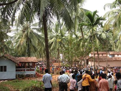 People flocking to see Tulu Graama