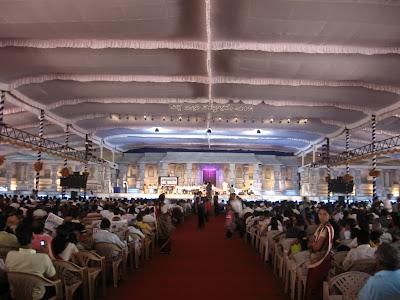 Vishwa Tulu Sammelano Main Stage