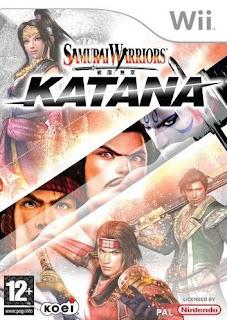 Samurai Warriors Katana [WII]