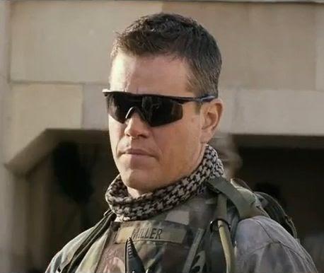 Matt Damon Sunglasses In Green Zone Everything Sunglasses