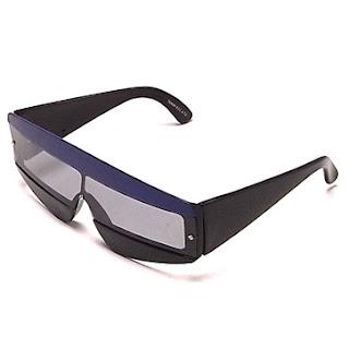 Vintage Eyewear's Tri Block Sunglasses