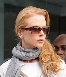 Nicole Kidman Sunglasses