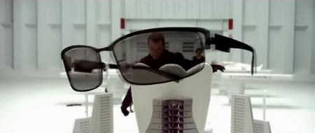 albert wesker glasses