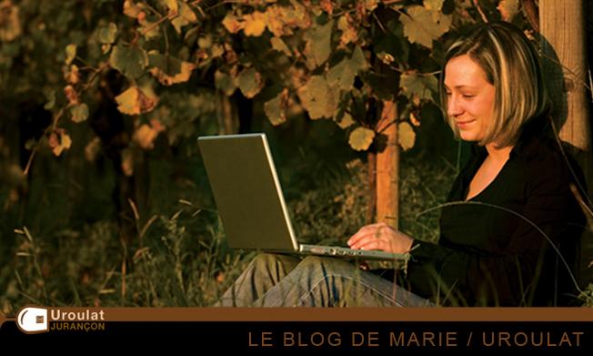le blog de marie / uroulat