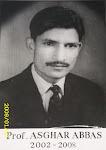Prof. Asghar Abbas