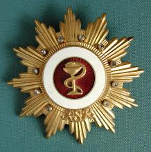 Ordin Meritul SanitarCl I md 1969