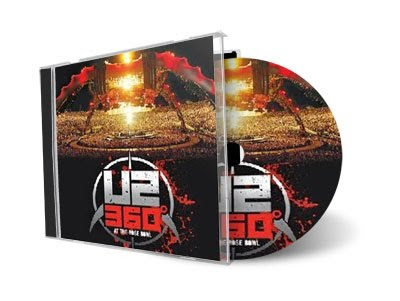 Baixar CD U2 – 360 Degrees: At The Rose Bowl Ouvir mp3 e Letras .