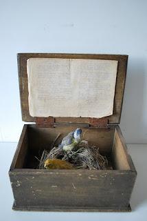 アンティーク アートボックス