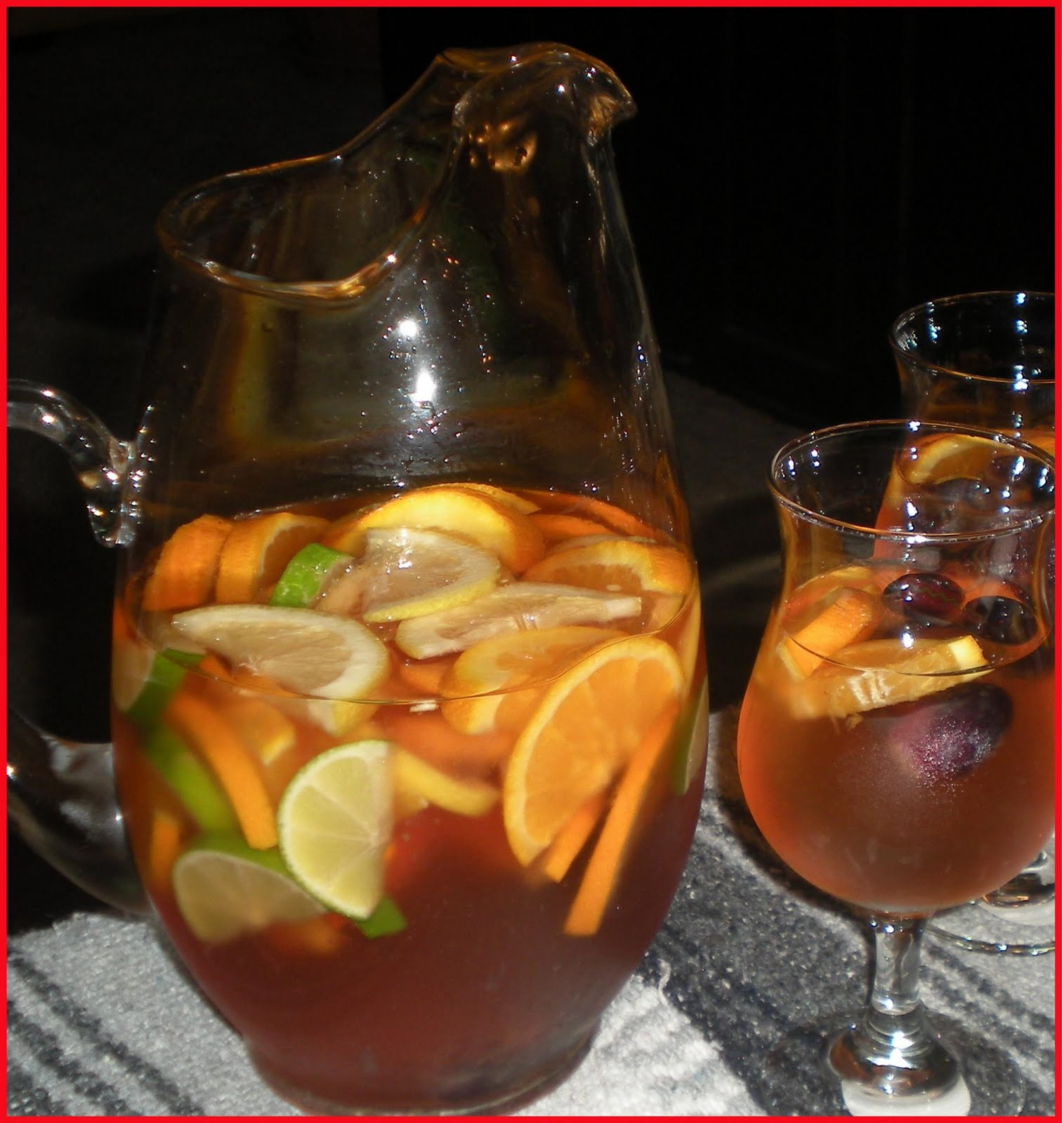 Kiddie Sangria Recipes — Dishmaps