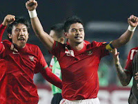 Menjelang Pertandingan Semifinal AFF Cup 2010 Indonesia vs Filipina