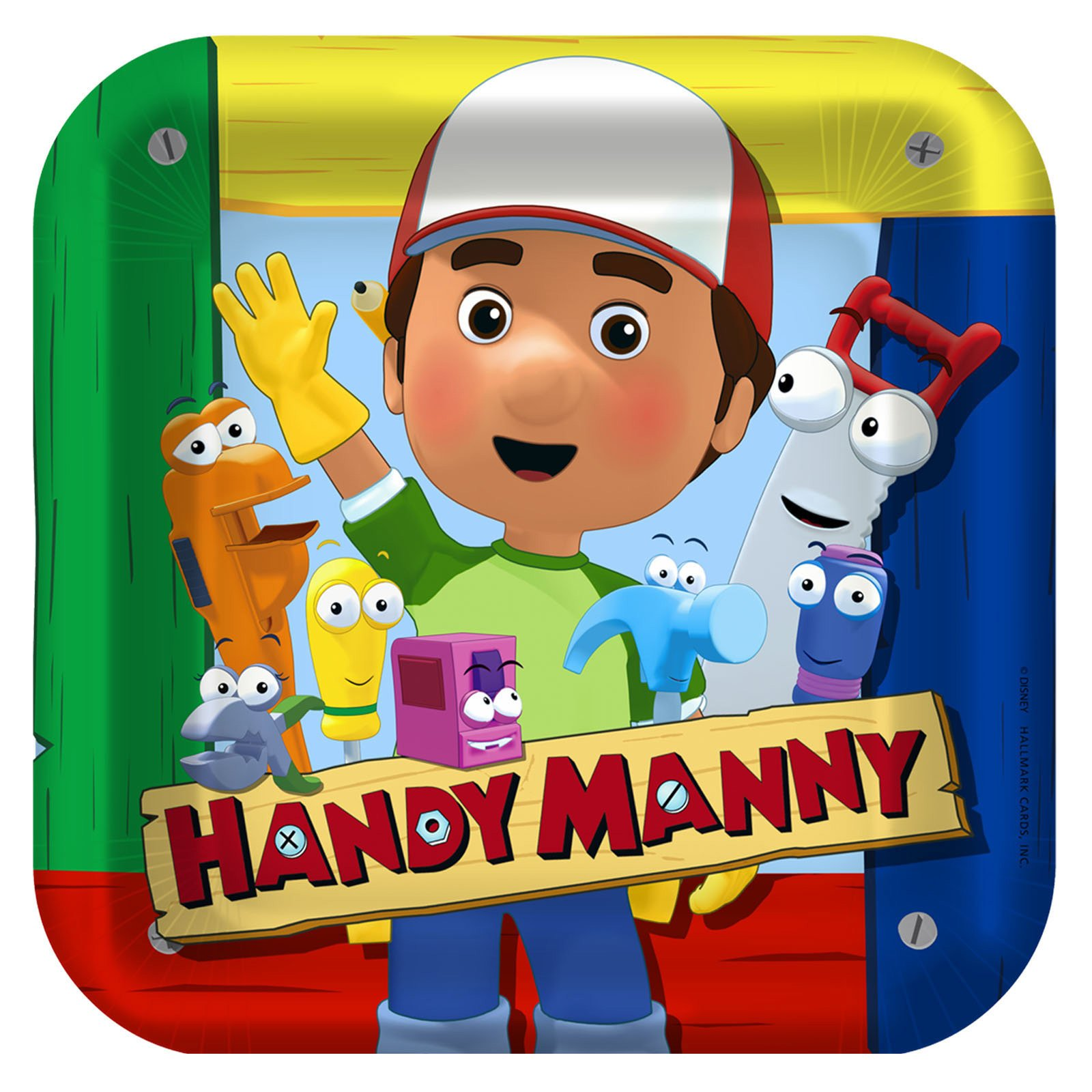 To briefly introduce Handy Manny show, Handy Manny is an animated preschool ...