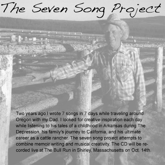 The Seven Songs Project