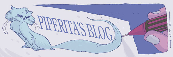 PIPERITA'S BLOG