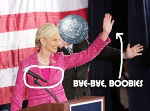 Has Cindy McCain Had Breast Implants?