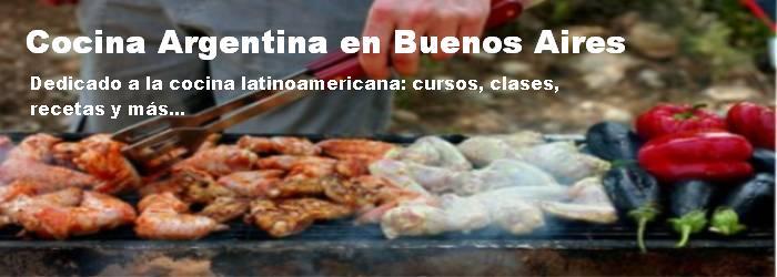 Cocina Argentina en Buenos Aires