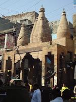 Varanasi Temple Entrance