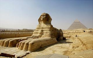 Carstvo misterija Sfinga-u-egiptu