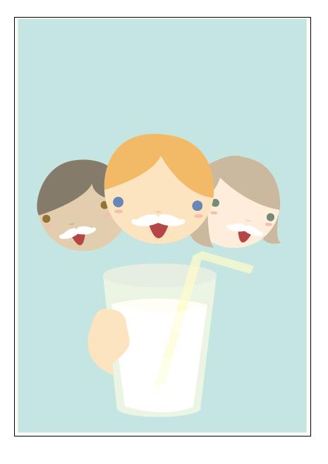 design practice fmp milk poster design