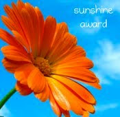 I Recieved A Sunshine Award for My Blog!