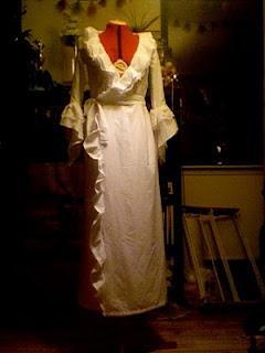 Papusza in Birdland: Papusza Costume Factory